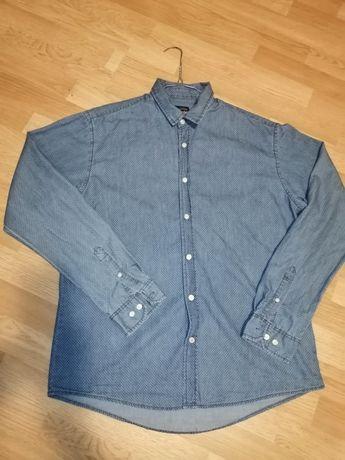 Koszula jeans Denim Watson