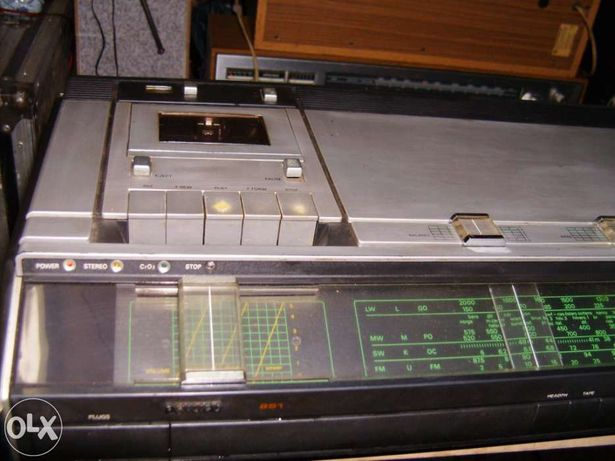 Philips Receiver Recorder 851