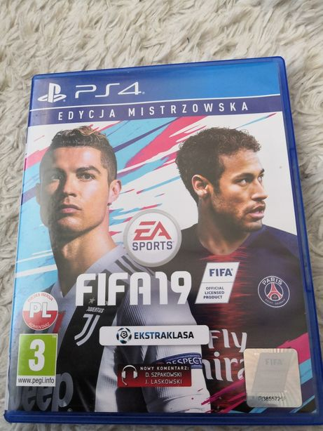 Fifa 19 ps4 playstation