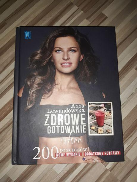 Książka Anna Lewandowska Zdrowe Gotowanie