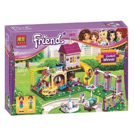 """Конструктор Bela Friends """"Игровая площадка Хартлейк для девочек Lego"""
