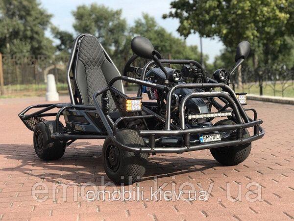 Багги Crafter Mad Max, скорость до 40 км/ч, регулируемое сидение