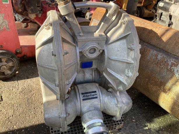Pompa szlamowa pneumatyczna atlas copco