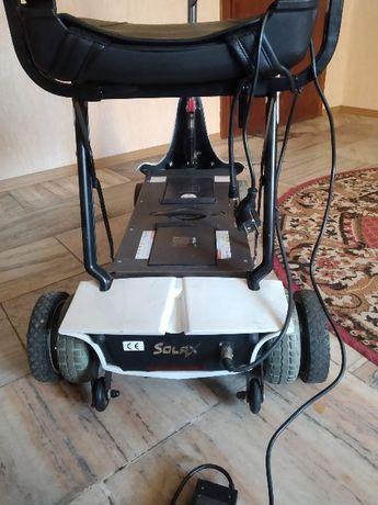 Wózek inwalidzki elektryczny, skuter Solax