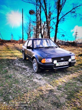 Ford escort 1984 1.6cvh