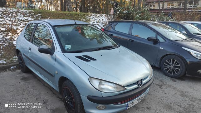 Peugot 206, RP. 2000