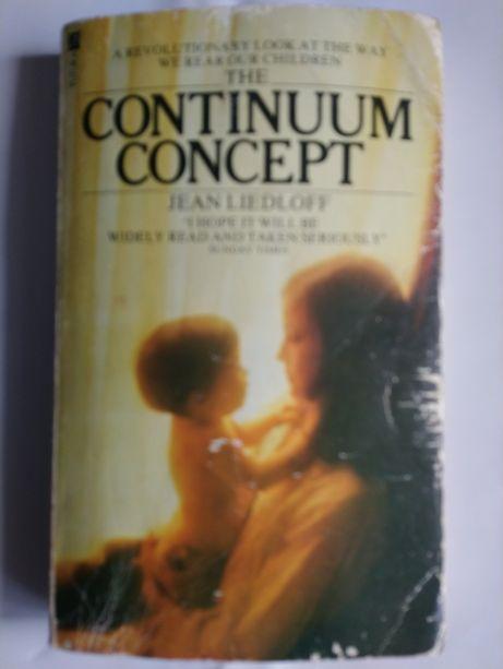 Книга на англійській мові The continuum concept