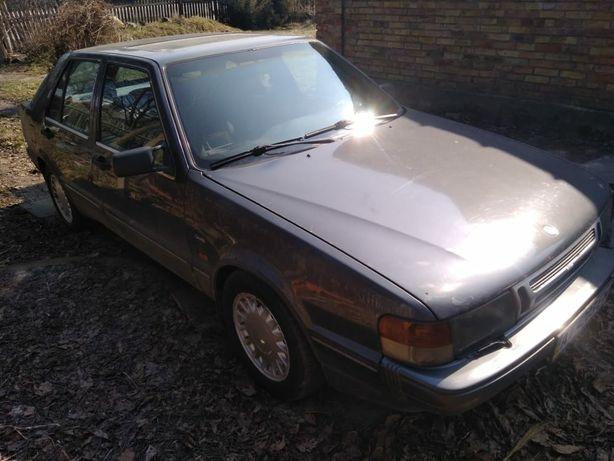 Продам Saab 9000 2.0 на полном ходу.