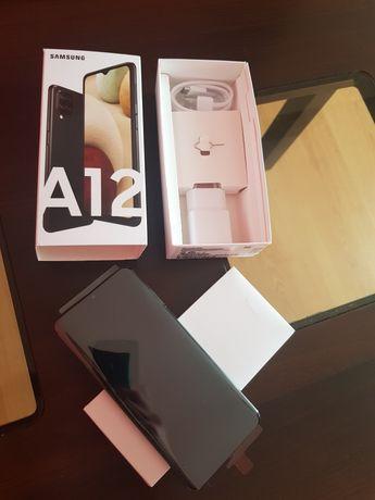 Samsung A12 64GB Black NOWY