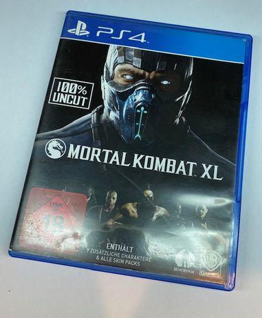 Gra Play Station 4 Mortal Kombat XL [135/08/20]
