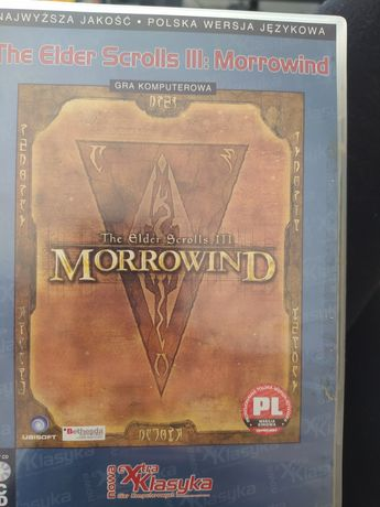 Morrowind the Elder Scrolls 3