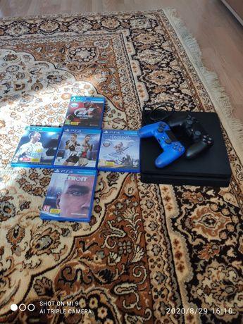 Консоли PlayStation 4 Slim 1 tb
