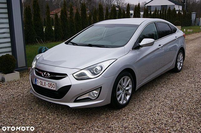 Hyundai I40 1.7 Crdi 136 Km Premium Stan Idealny 1 Właś Aso Do