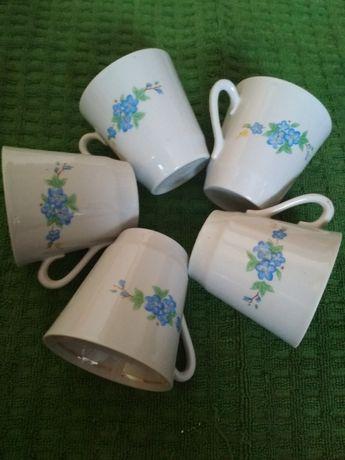 Чашечки кофейные ретро