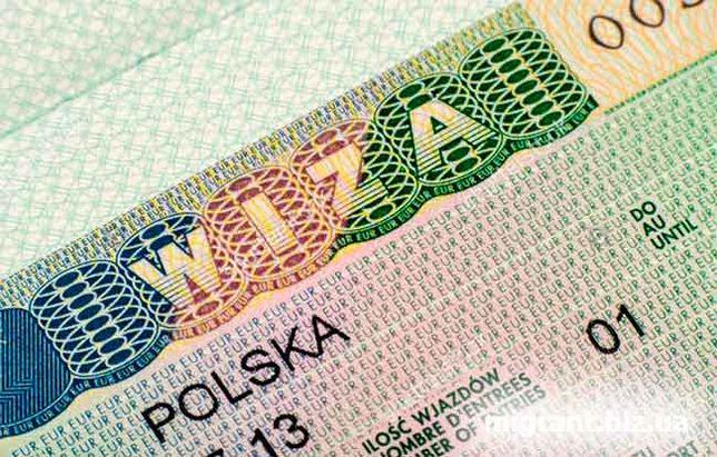Запрошення, візи в Польщу, анкети, страхування