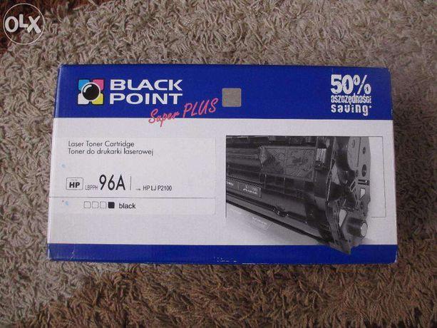 HP Black Point Super Plus toner C4096A black 2100 lub 2200 NOWY