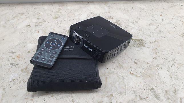 mini projektor przenośny Philips PicoPix ppx2480