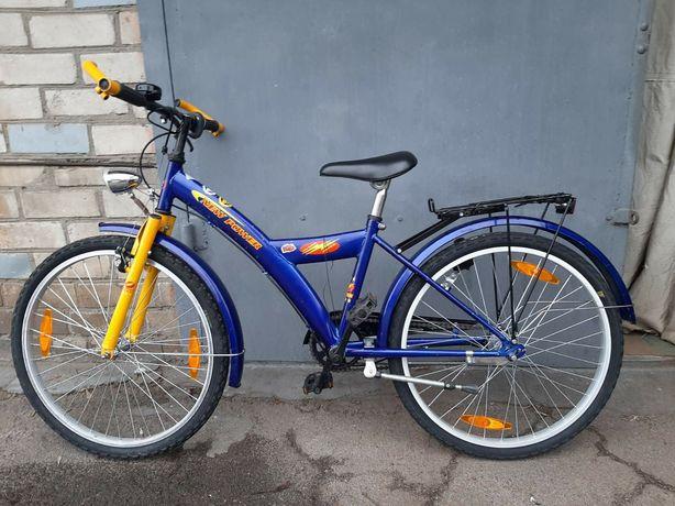 Продам велосипед New Power 24 з Німеччини