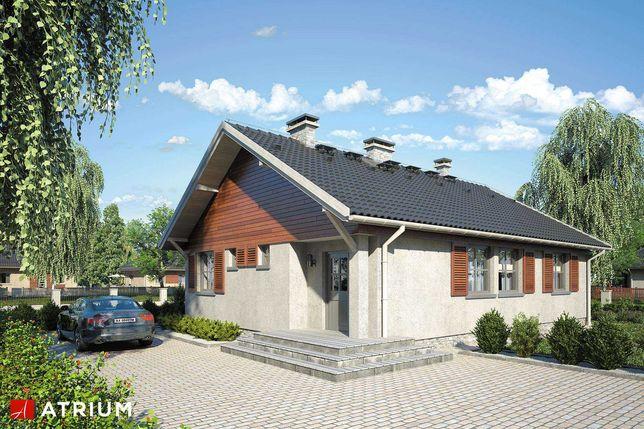 Nowy dom, działka pod lasem 14ar, możliwość wykończenia!