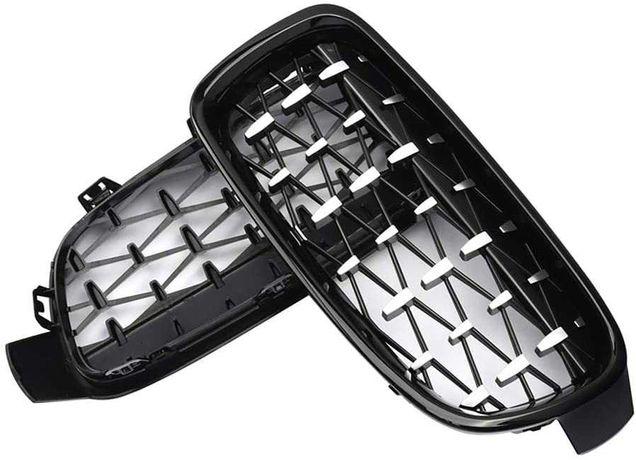 Решетка Радиатора Ноздри BMW F30 diamond даймонд гриль