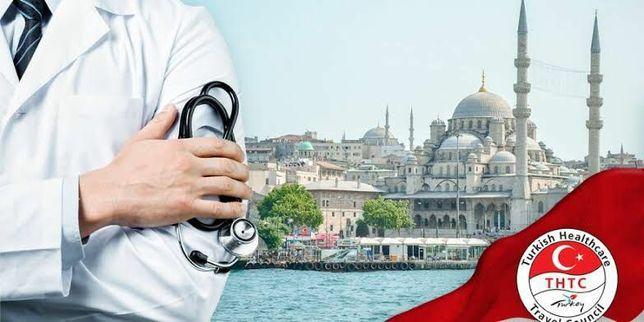 Медицинский туризм в Турции.Анталия