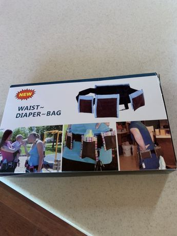 Продам сумочку для мамы waist diaper bag