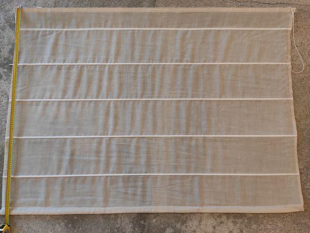 2 (Duas) cortinas modelo japonês