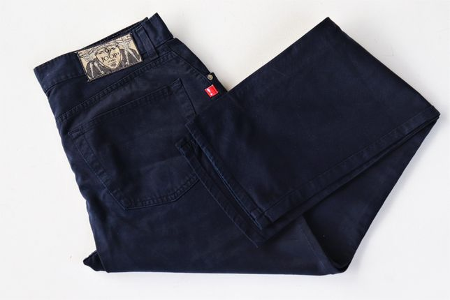 Męskie spodnie JOOP! W34 L36 czarne jeansy stan idealny jak nowe XL