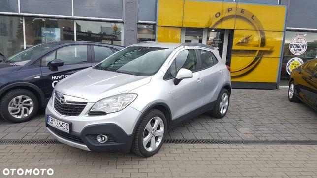 Opel Mokka 2 WŁ SL.Pl. Serwis ASO 4x4