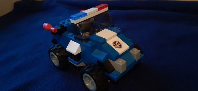Lego carro de polícia