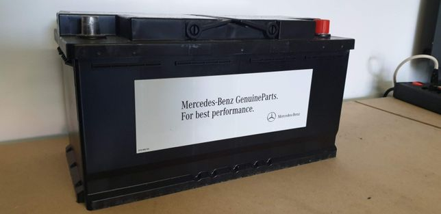 Akumulator Mercedes 92Ah 850A agm, Nowy, Oryginalny, system start-stop