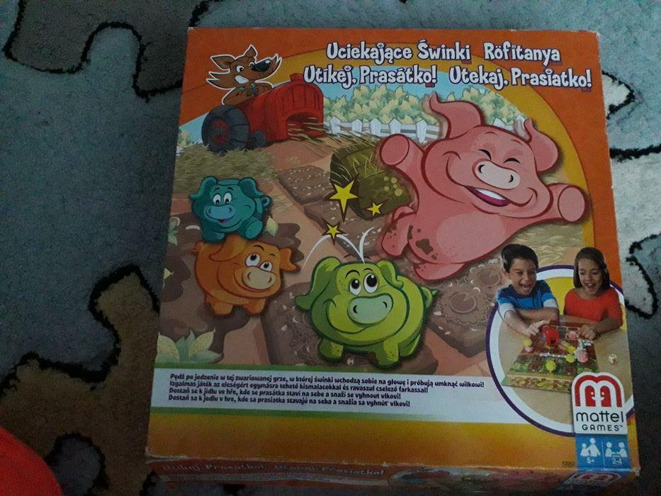 gra uciekające świnki Lublin - image 1