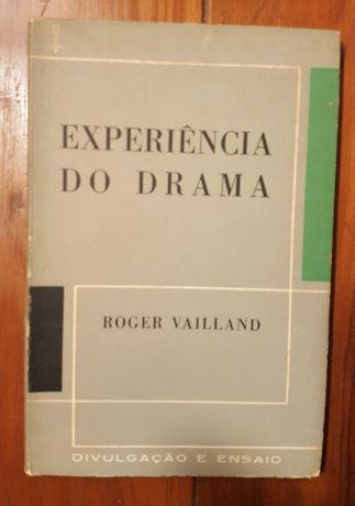 Roger Vailland - Experiência do drama