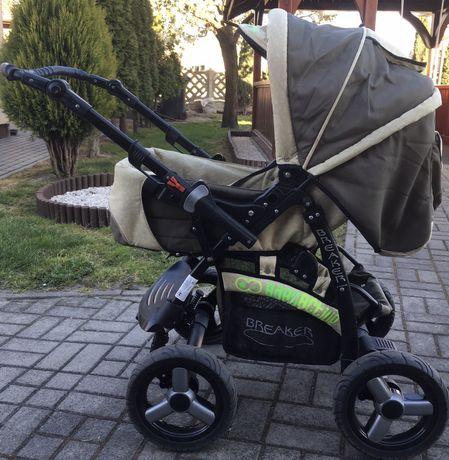 Wózek wielofunkcyjny Breaker Baby Active