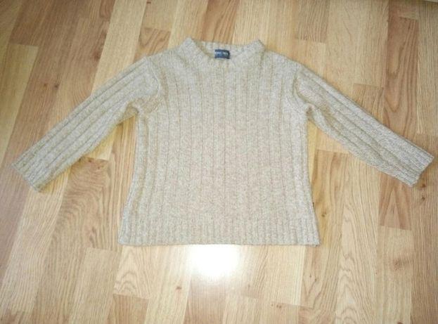 BRUMS свитер джемпер пуловер шерсть как ZARA