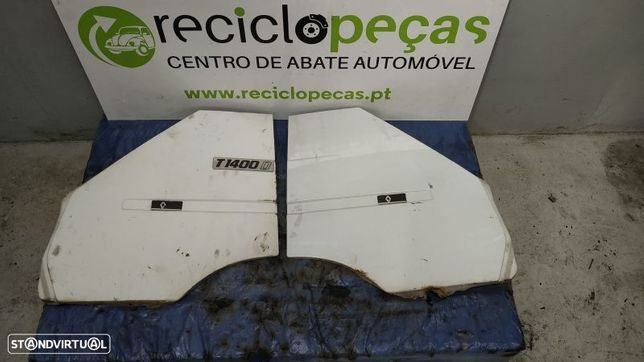 Guarda Lamas Esq Renault Trafic Autocarro (Txw)
