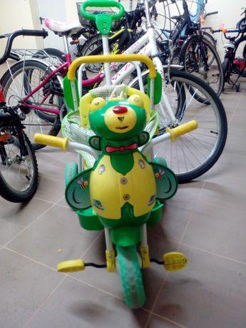 Rowerek jeździk dziecięcy
