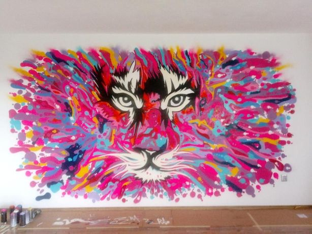 graffiti na indywidualne zlecenie