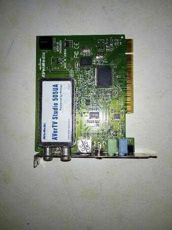 ТВ тюнер, tv tunner Philips 505UA