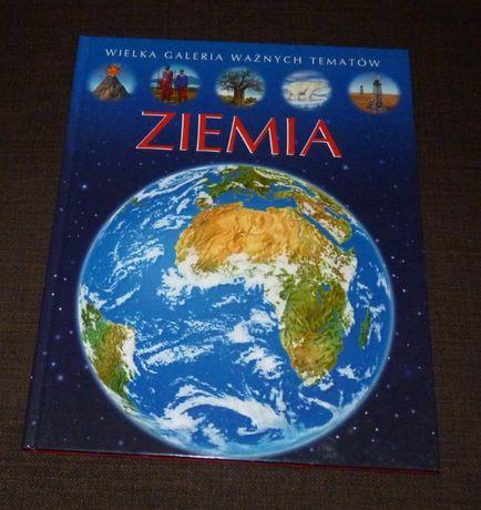 Książka - ZIEMIA - Wielka galeria ważnych tematów