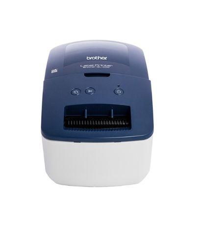 Impressora térmica de etiquetas Brother QL600B, NOVA