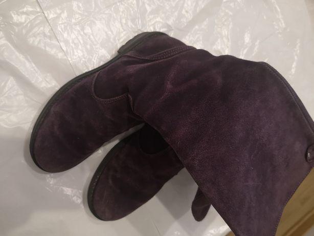 Демисезонные сапоги для девочки Naturino 34 размер