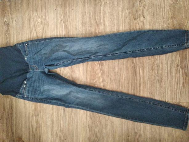 Spodnie ciążowe r. 36 H&M