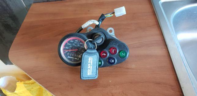licznik zegar wyświetlacz RR Spike MRX SMX
