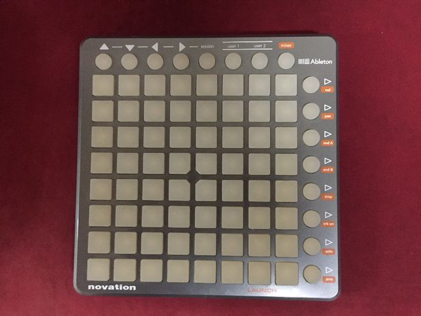 Novation Lunch pad
