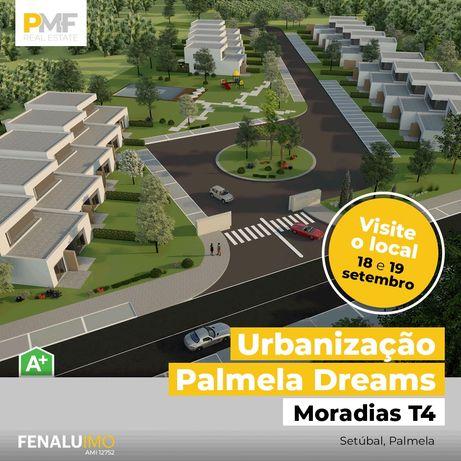 Urbanização Palmela Dreams - Moradias - T4 - 210M2 - CONDOMÍNIO PRIVAD