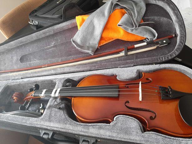 Violino 3/4 com pouco uso