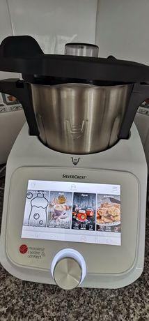 Monsieur Cuisine Connect - Silver Crest - Robot de Cozinha