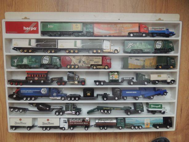 Kolekcja modeli ciężarówek wielki zestaw około 100 szt - 450 zł całość