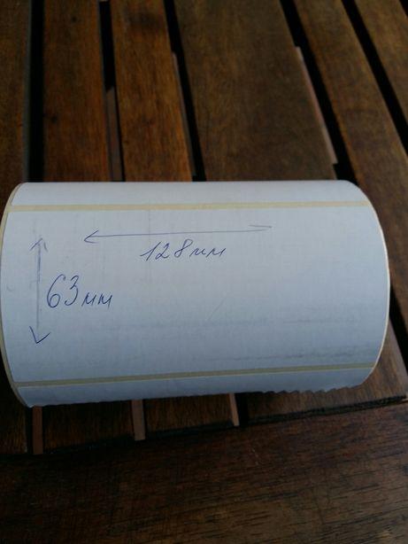 Термоетикетка,стікери термоэтикетки, этикетки, стикеров для маркировки